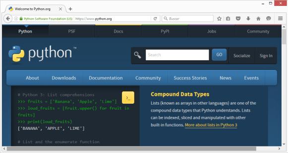 Welcome to Python