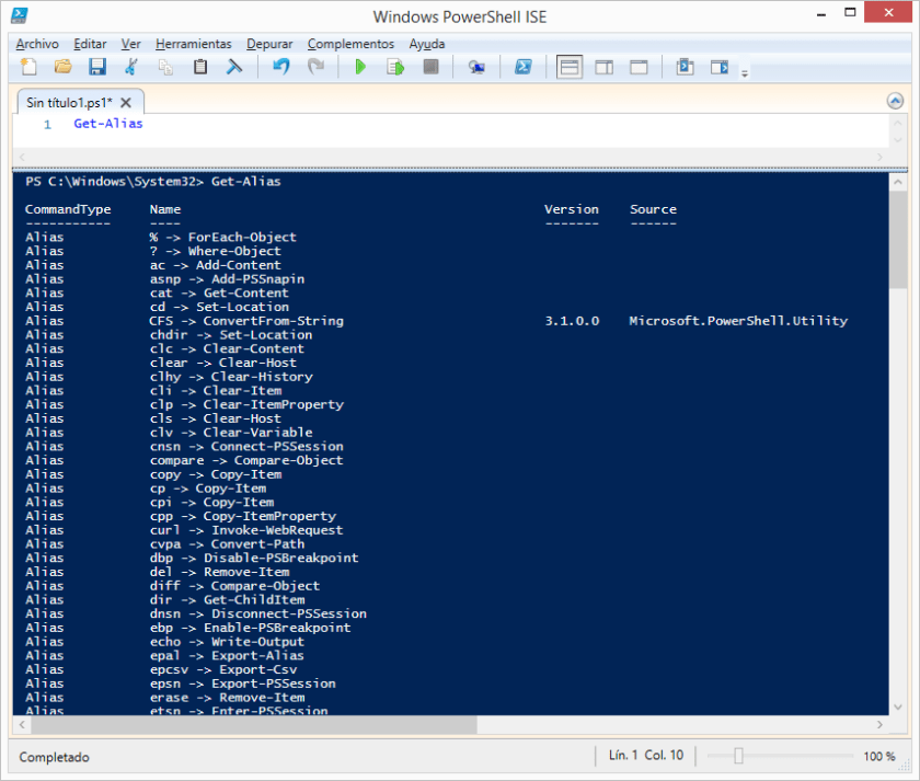 get-alias-powershell-windows