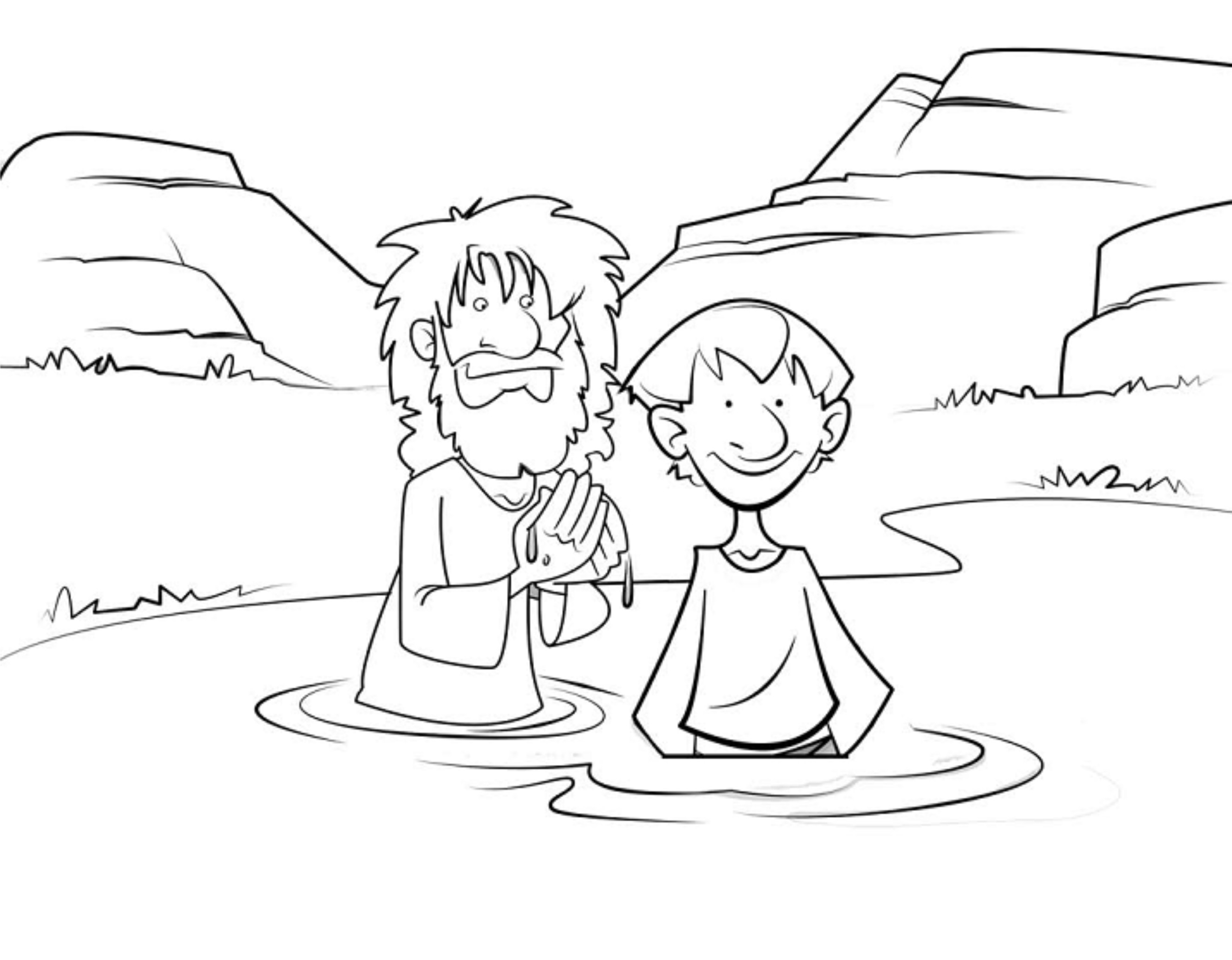 Images About Jesus Baptised