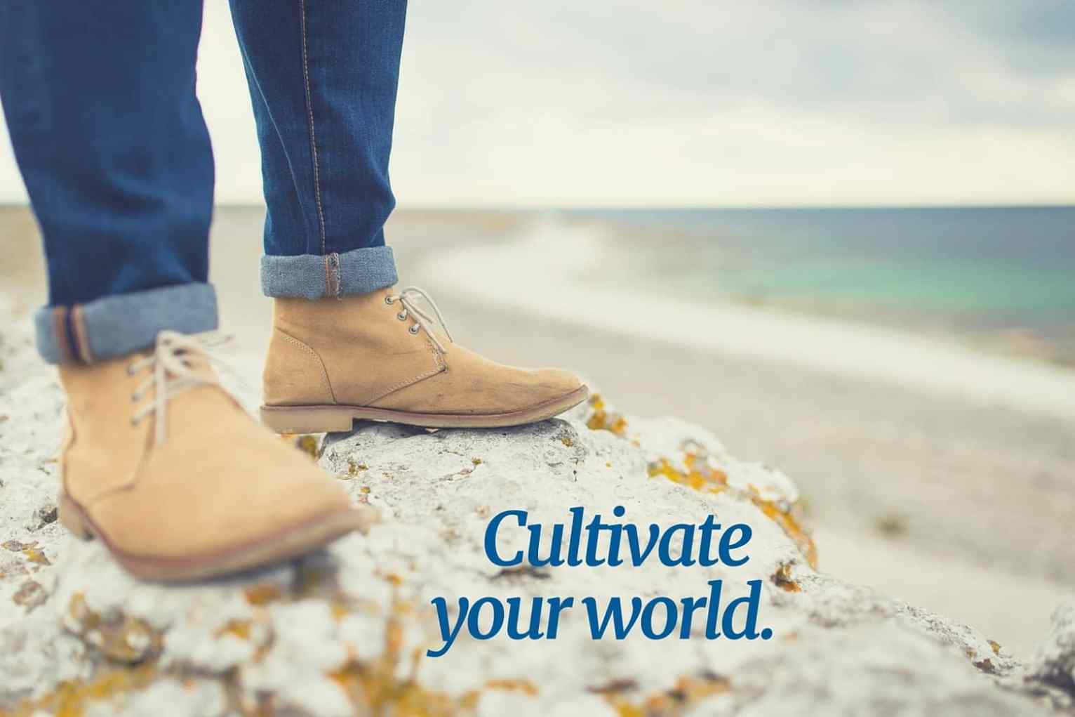 cultivate your world