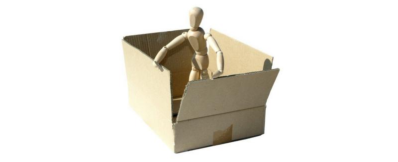 Jesus Offers Life Outside the Box! Abundant Life.