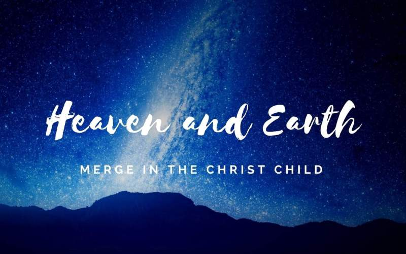 Heaven And Earth Merging In You!