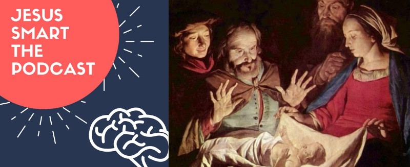 The Birth of Jesus — Ultimate Disruptive Innovation // Christmas Series #1 (Podcast #43)