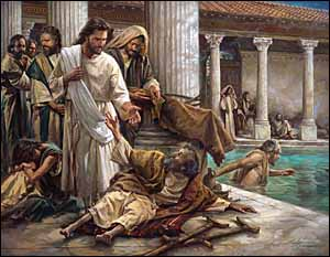 Image result for the pool of bethesda