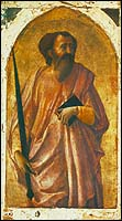 Masaccio, St. Paul