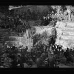 Easter services at Garden Tomb, Jerusalem