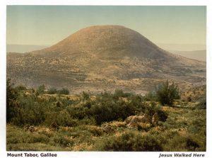 Mount Tabor, Galilee, Israel