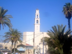 St. Peter's Church, Jaffa, Israel