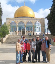Holy Land tour, Israel