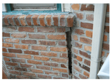 foundation settlement is a common foundation repair problem