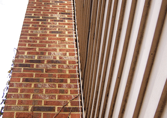 Chimney Brick Cracks | Chimney Foundation Repair -