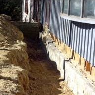 External Foundation Waterproofing