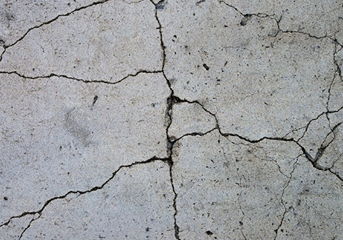 Basement Floor Cracks
