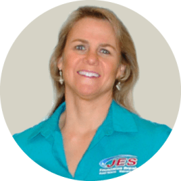 Stella Waltz, Co-Owner JES