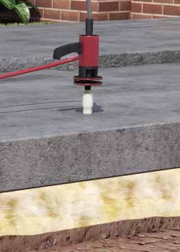 step 3 concrete lifting