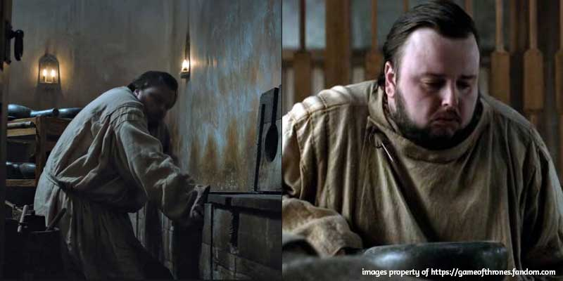5 Commonalities Between Game of Thrones and Foundation Repair - Samwell Tarly, Latrine Duty, and Nasty Crawl Spaces