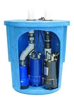 SafeDri Ultra Pro Triple Sump Pump