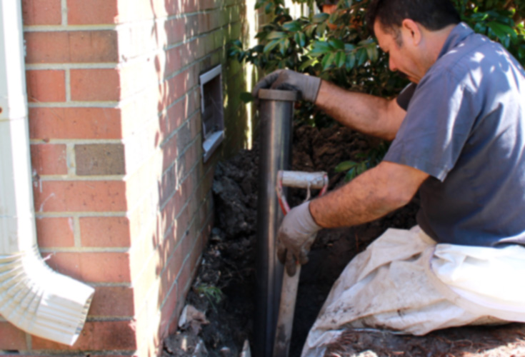 foundation repair for cracks and leaks