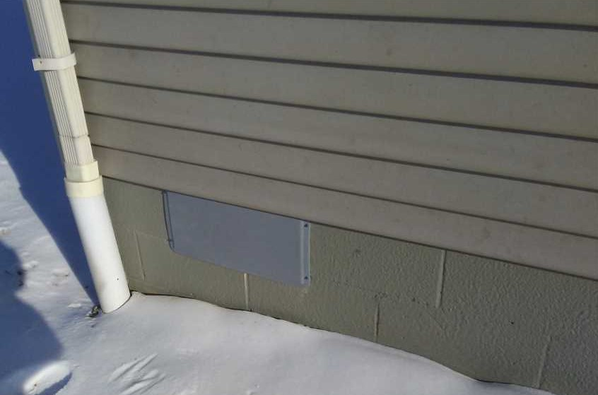 vent cover for crawl space