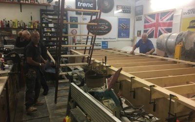 October 2018 Update inc. Timber & Epoxy