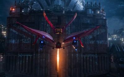 Mortal Engines présenté par Peter Jackson