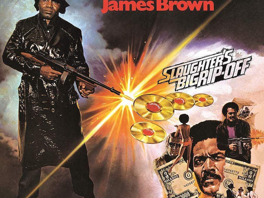 James Brown – People get up and drive your funky soul