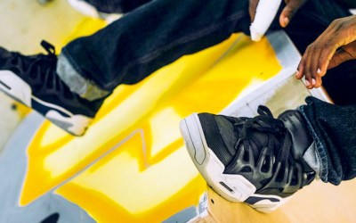 Under Armour x A$AP Rocky : sneaker SRLo