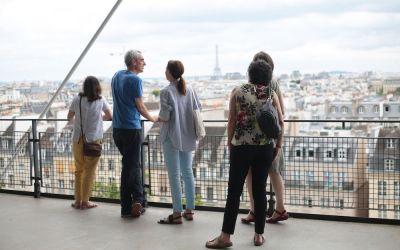 Airbnb x Centre Pompidou pour une visite inédite et privilégiée !