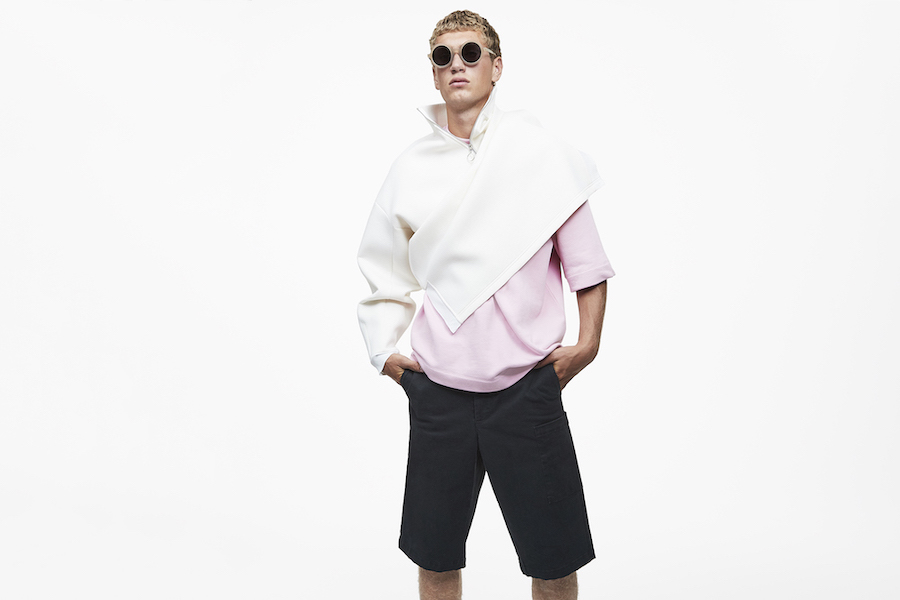 PREMIERE COLLECTION ASOS WHITE HOMME
