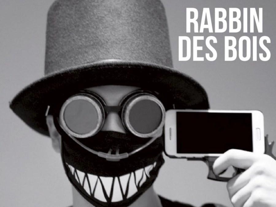 LÈVE-TOI ET CODE PAR RABBIN DES BOIS