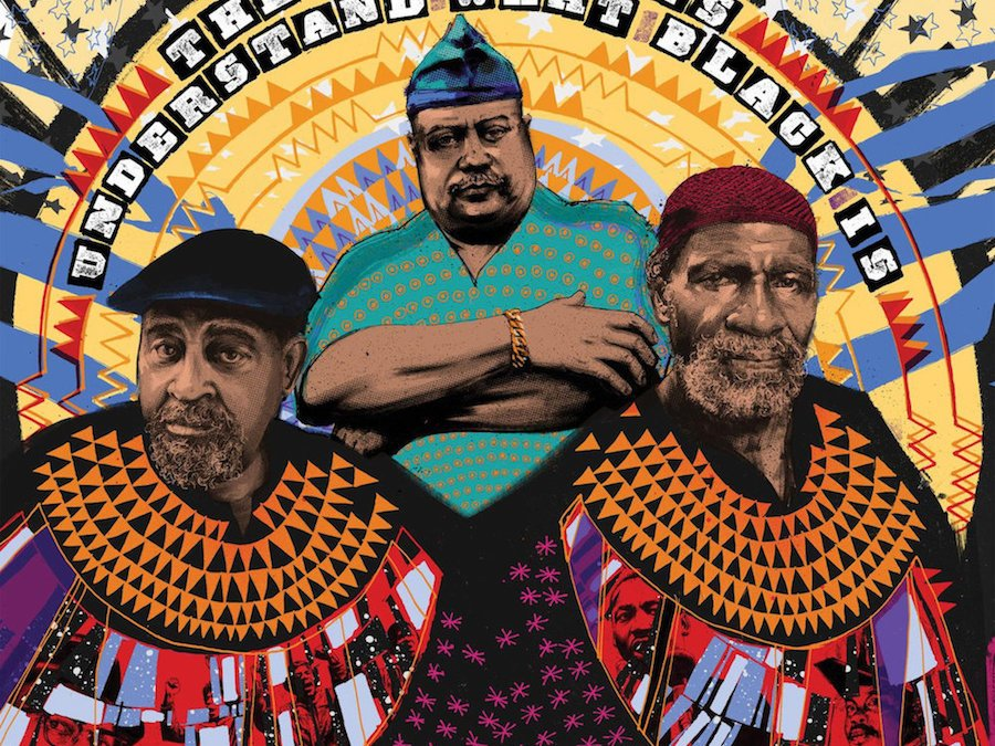 THE LAST POETS – UNDERSTAND WHAT BLACK IS