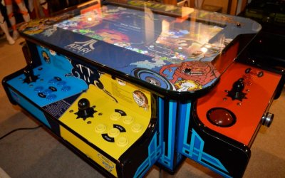 RETRO GAMING : ULTIMA, GAUNTLET, DRAGON'S LAIR, GHOST N' GOBLINS …