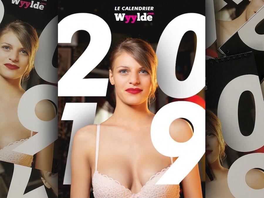 Le Calendrier 2019 de Wyylde