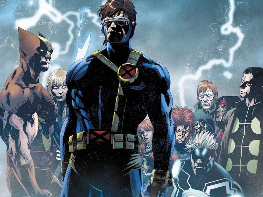 Le retour de Cyclope – Uncanny X-Men Annual #1