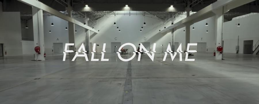 N U I T – Fall on me – Live Session (Le Havre @Carré des Docks)