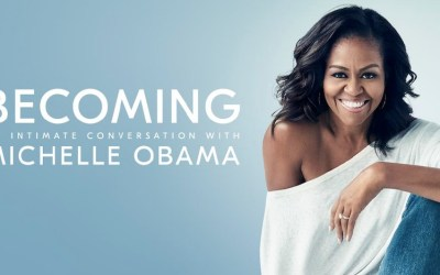 BECOMING: UNE CONVERSATION INTIME AVEC MICHELLE OBAMA (16 Avril 2019 Accor Hotels Arena Paris)