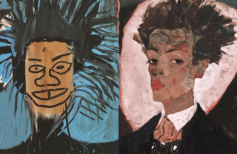 schiele-basquiat-fondation-lvmh1