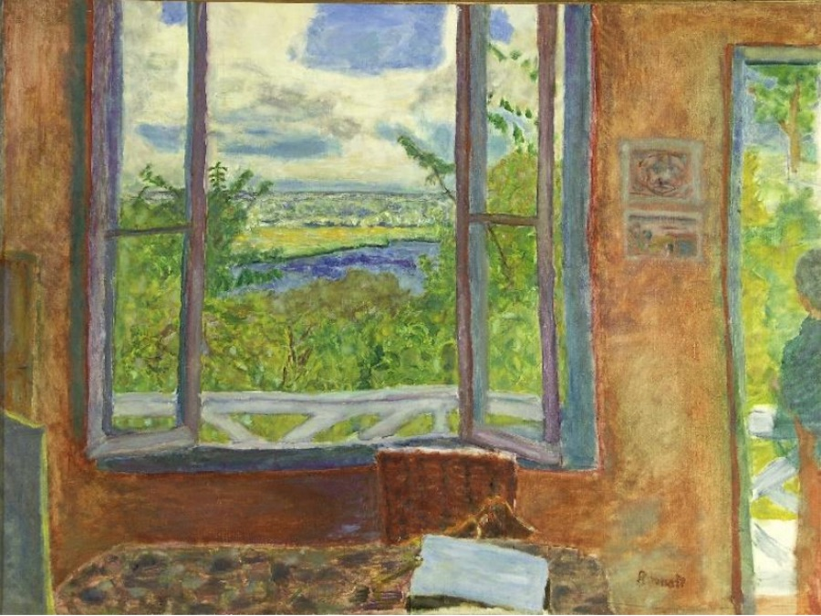 The C C Land Exhibition – Pierre Bonnard : La couleur de la mémoire (TATE MODERN)