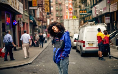 BACK TO RETRO – Collection RAGE '92 – The North Face