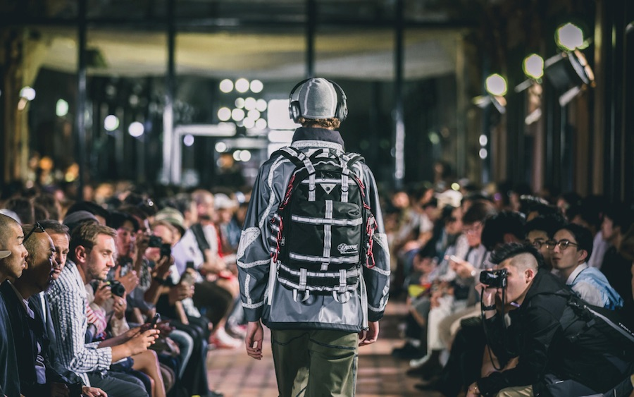 White Mountaineering x Eastpak – Collection SS19
