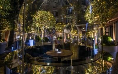 ROYAL ARCTIC : MOËT & CHANDON x ROYAL MONCEAU – RAFFLES PARIS
