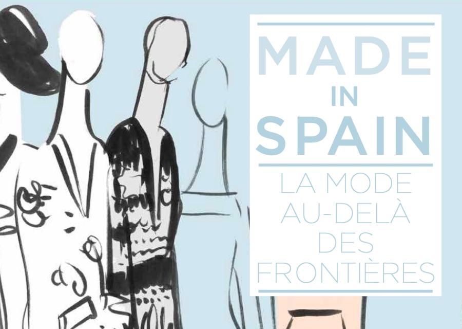 Exposition Made in Spain: la mode au delà des frontières