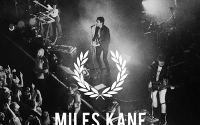 COLLECTION FRED PERRY X MILES KANE