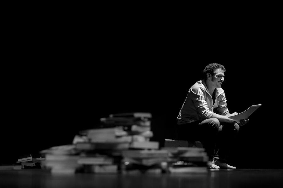 Vincent Dedienne lit Hervé Guibert / L'Escale du Livre de Bordeaux – 7 avril, 18h