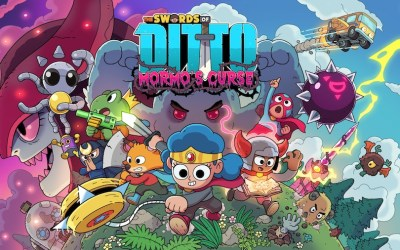 The Swords of DITTO : Mormo's Curse (Nintendo Switch)