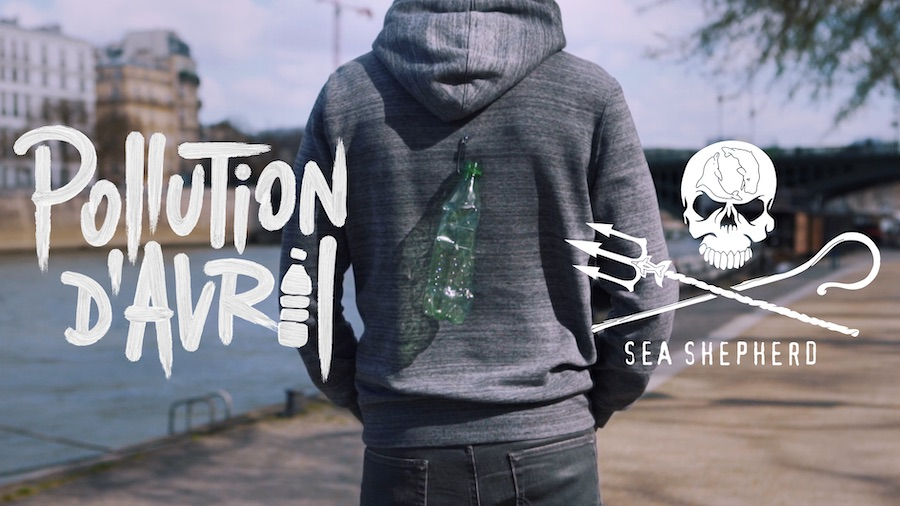 #POLLUTIONDAVRIL – Sea Shepherd