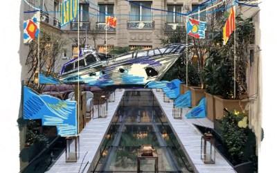 Le Yacht Club de l'Hôtel de Crillon