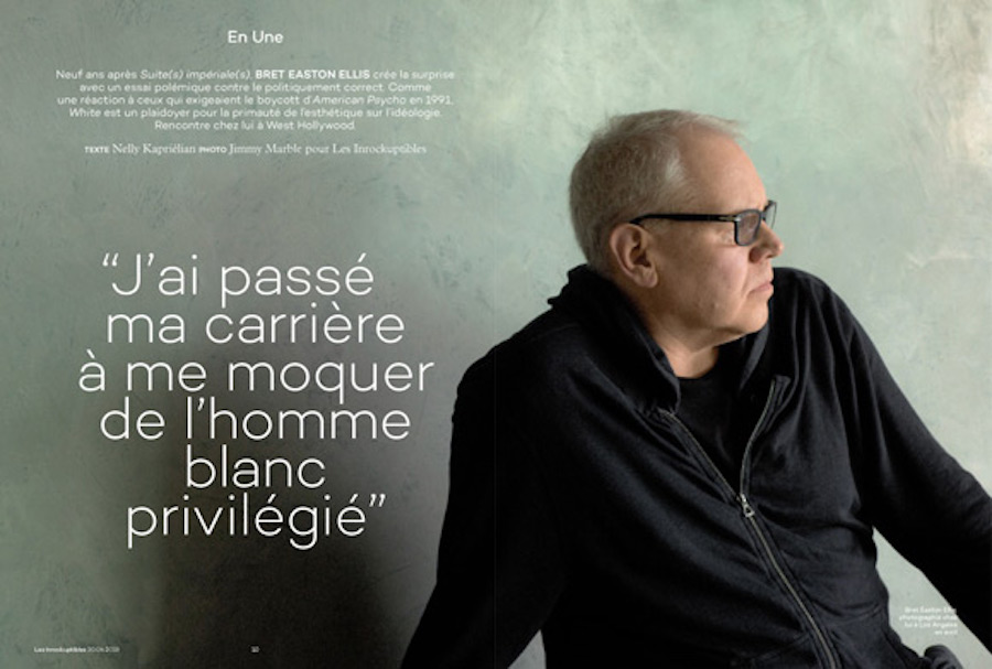 Photo : Jimmy Marble pour Les Inrockuptibles