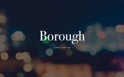 Ouverture de Borough à Clichy