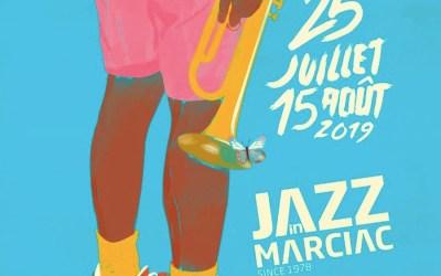 2ème festival @Jazz_in_Marciac du 25 juillet au 15 août 2019